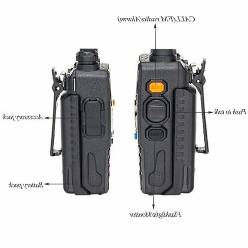 2x UV-5XP Radio Two Way Transceiver