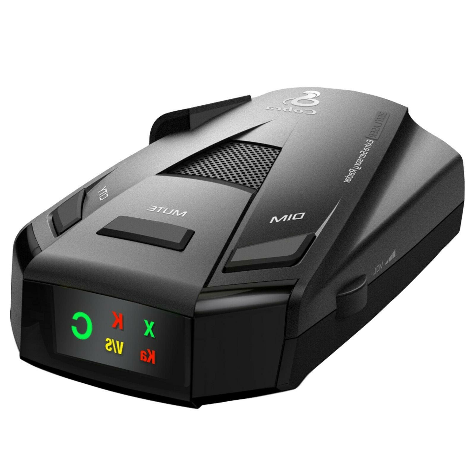 best radar detector for cop cars police