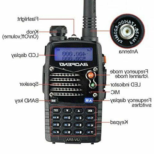 Digital Radio Two Way Police Transceiver