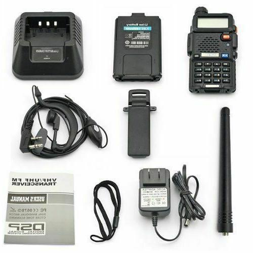 Transceiver Police Portable Ham 2 US