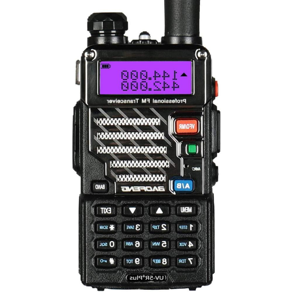 Handheld Way Police Fire Transceiver Portable Antenna