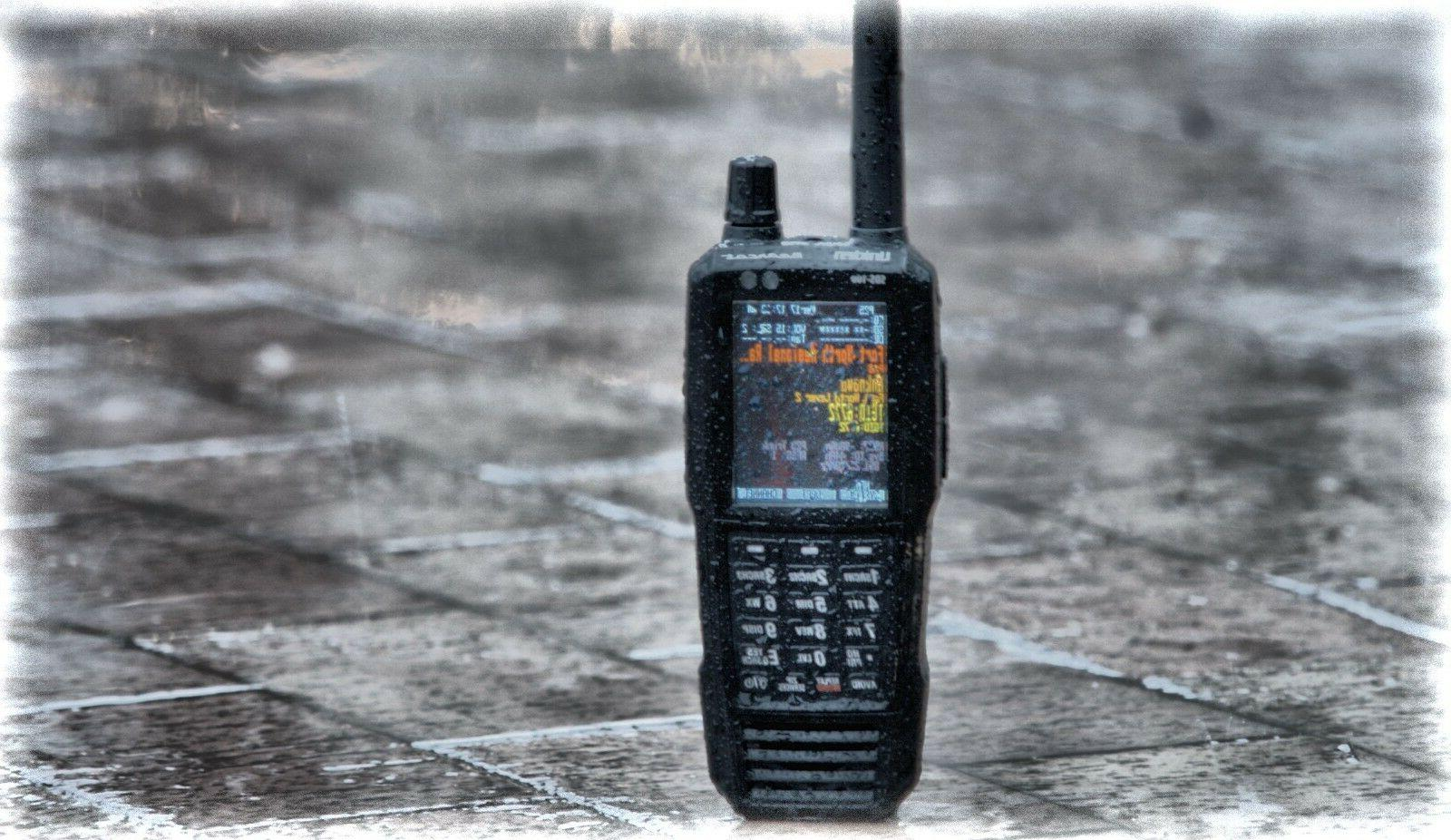 OEM DEALER UNIDEN SDS100 w/HD DIGITAL POLICE DMR