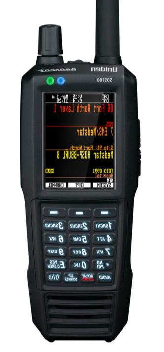 OEM SDS100 w/HD DIGITAL POLICE DMR