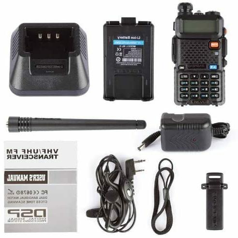 Police Fire Radio Two Way Scanner Portable