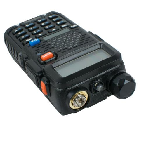 Radio Scanner Fire Transceiver Portable Baofeng 2Way
