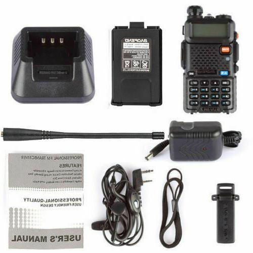 Baofeng Talkie Transceiver Police Antenna