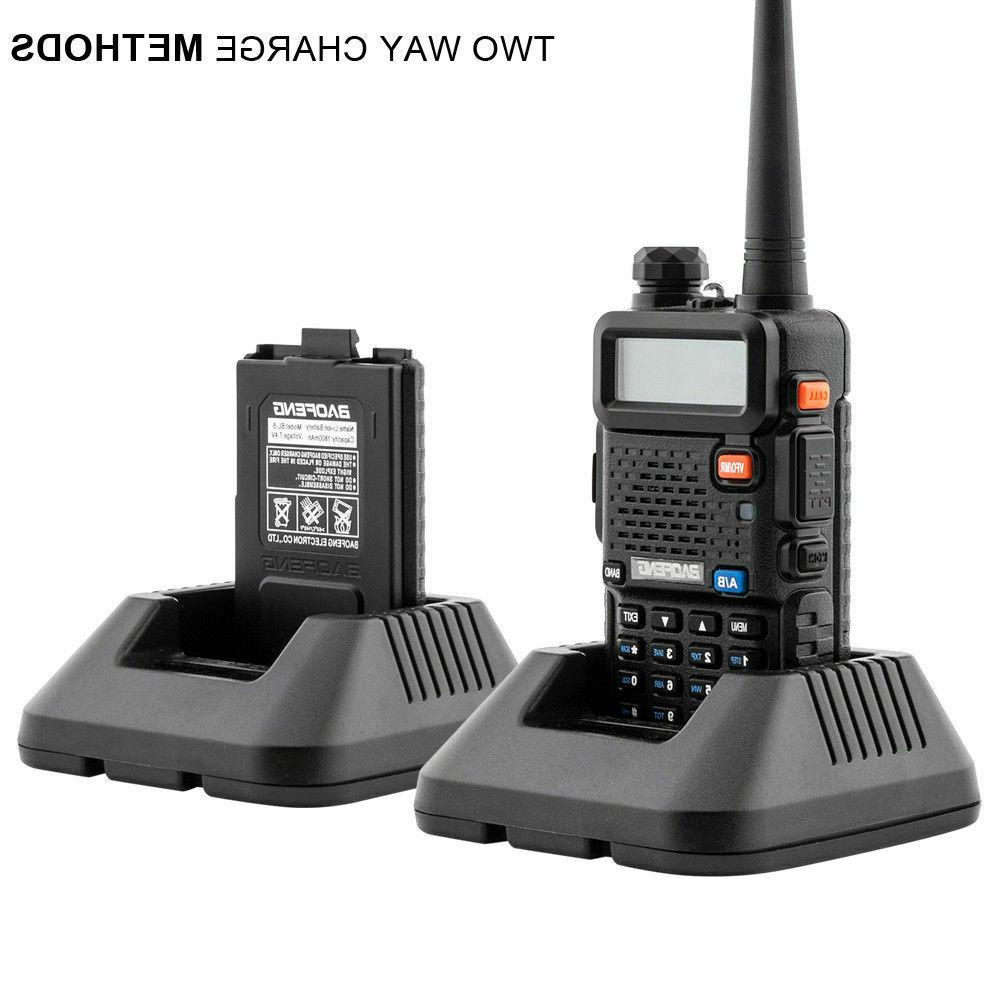 Baofeng UV-5R Talkie Transceiver Police
