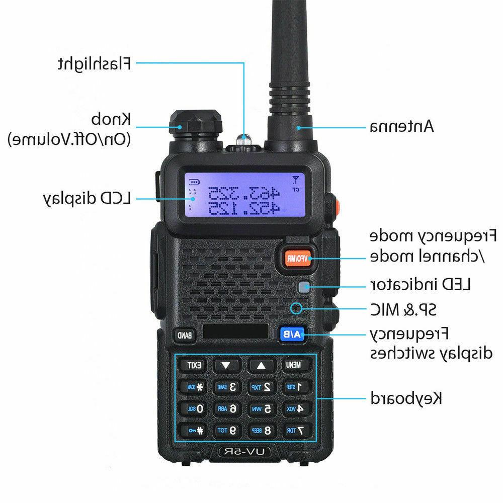 Talkie Scanner way Transceiver Police