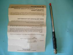 Police scanner Antenna for Uniden Radio Shack and others bas